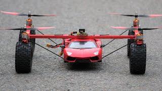 Lamborghini - How t๐ make a Car - Flying Car - Car