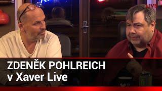 Xaver LIVE s hostem: Zdeněk Pohlreich