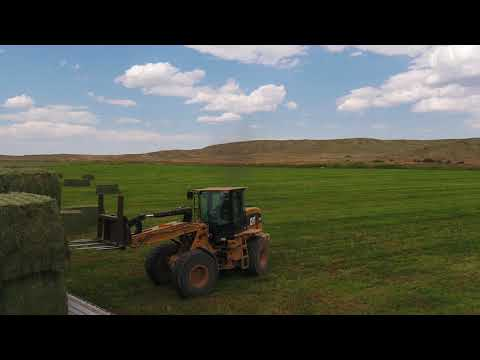 Wyoming Machinery Company supports Wyoming Agriculture