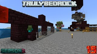 Truly Bedrock Season 2 Episode 19: Villager Zombification Area