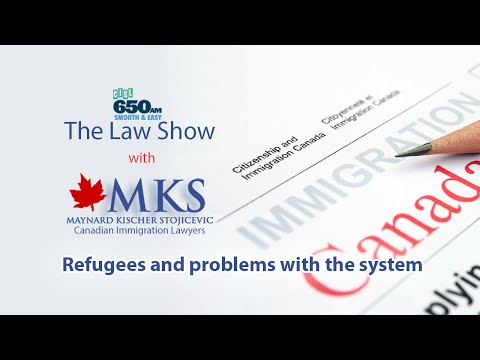 Refugees and problems with the system - Canada Immigration