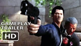 Sleeping Dogs : New Gameplay Trailer