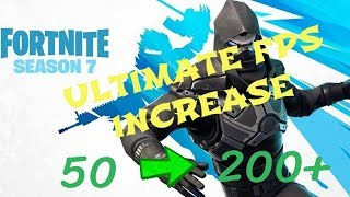 Increase Visibility In Fortnite Season 6! Best Graphics