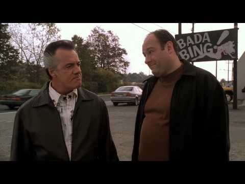 The Sopranos - Paulie sniffed that girls panties