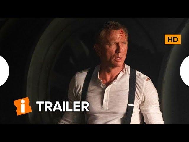007 - Sem Tempo Para Morrer | Trailer Oficial Legendado