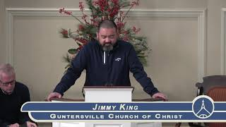 Guntersville Church of Christ January 5, 2020