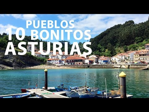 vídeo sobre Beautiful towns in Asturias