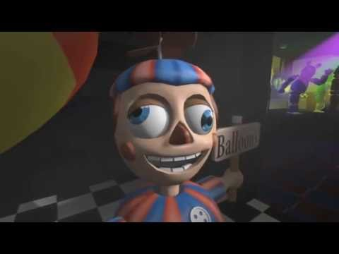 SFM FNAF Top 5 Five Nights at Freddy's 3 Animations - FNAF Animation