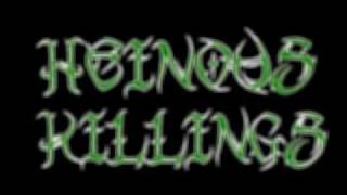 Heinous Killings - Asphyxiating Soil