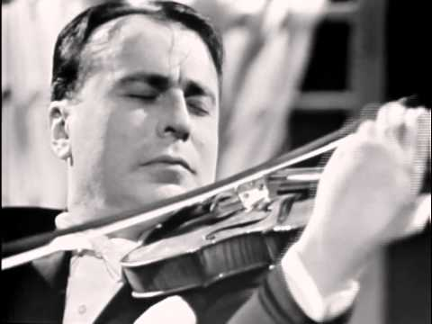 Henryk Szeryng - Leclair violin sonata in D major, op 9 no. 3