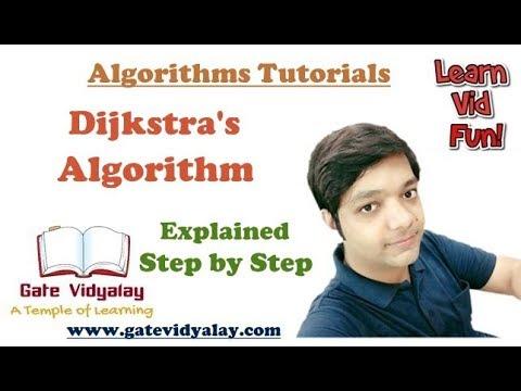 Dijkstra's Shortest Path Algorithm | Basics, Algorithm, Numerical, Time Complexity