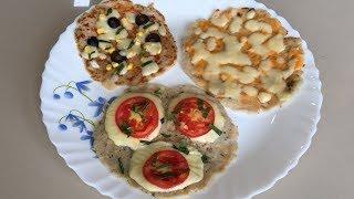 No Flour, No Yeast, No Oven Pizza | Healthy Pizza | Gluten Free