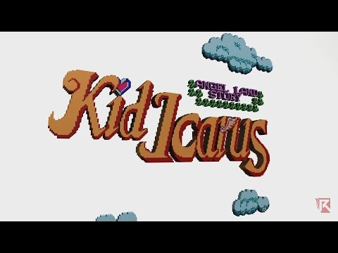 Kid Icarus (NES, 1987) Feat. Mike Matei - Video Game Years History