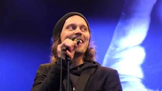 Ville Valo Agents When Love And Death Embrace 2019 4K