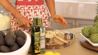 Greek Potato & Almond Dip : Greek Cooking