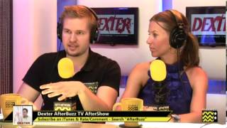 "Dexter After Show Season 8 Episode 11 ""Monkey in a Box"" 