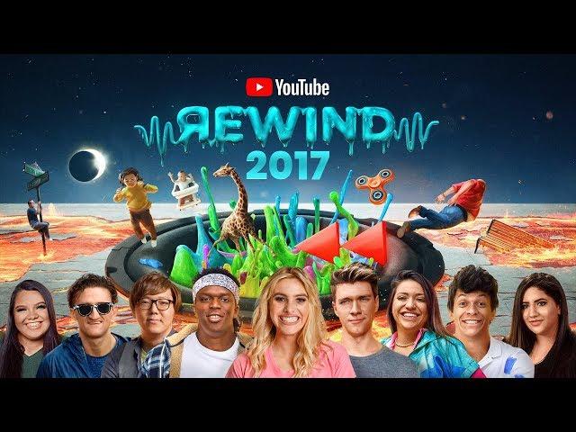 YouTube Rewind: lo mejor de este 2017 en solo 7 minutos