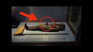 10 DESCUBRIMIENTOS arqueológicos del ANTIGUO EGIPTO que NADIE PUEDE EXPLICAR