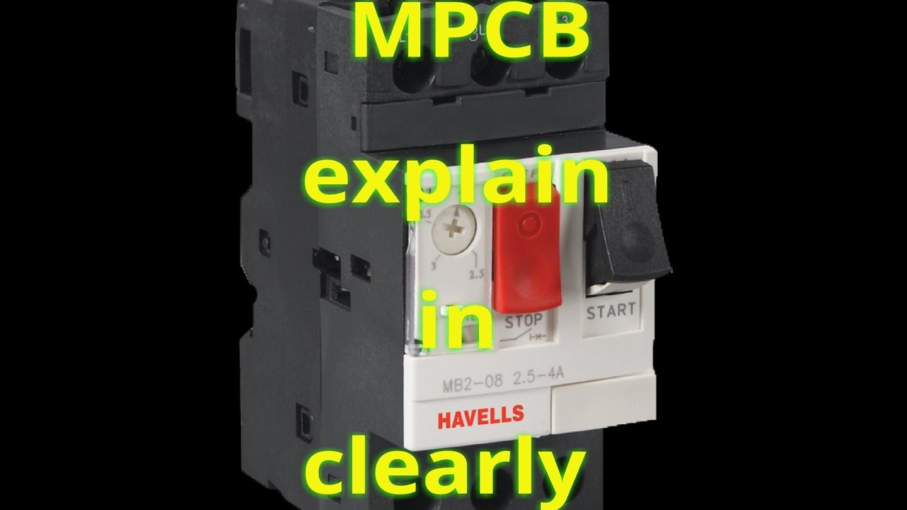 simple mpcb working principle with diagram/MPCB working and function ...