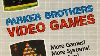 Classic Game Room - 1983 PARKER BROTHERS VIDEO GAME CATALOG review