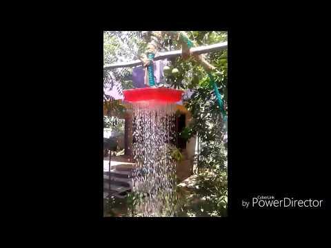 homemade shower diy