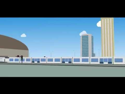 Hytera Urban Railways Radio Solution