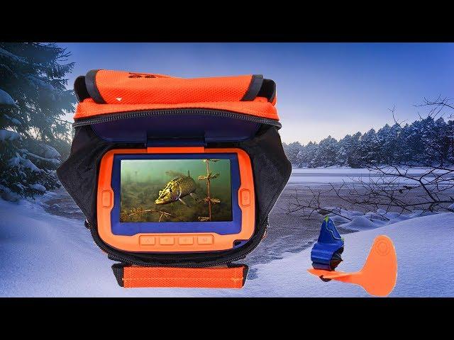 Рыбалка с CALYPSO - МЕЧТА Рыбака! Видео Обзор Камеры CALYPSO UVS 03!