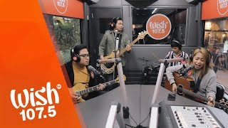 """CHNDTR performs """"Martyr"""" LIVE on Wish 107.5 Bus"""