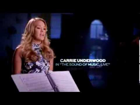 'Sound of Music': Carrie Underwood, Stephen Moyer in NBC Special