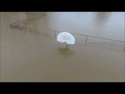 Flooding in Vermilion county Illinois