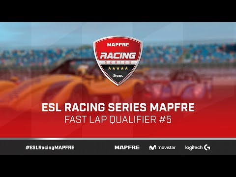 ESL Racing Series Mapfre: 5º Clasificatorio