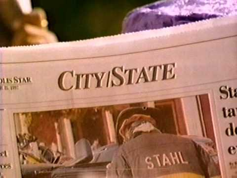 Indianapolis Star - 1992 TV Commercial