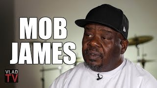 Mob James: Buntry\'s Blood Crew was More Aggressive, They Changed Suge (Part 8)