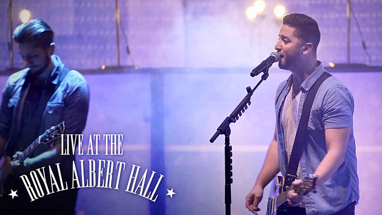 Boyce Avenue — I'll Be The One (Live At The Royal Albert Hall)