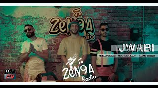 Didine Canon 16 X Djalil Palermo X Fouzi Torino - Jwabi (Official Music Video Live)
