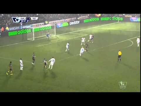 Download Christian Eriksen winning goal v Swansea & Sigurdsson tantrum!