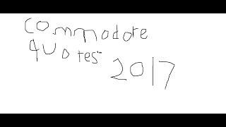 Commodore Quotes 2017