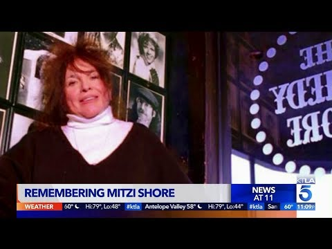 Mitzi Shore, Owner of L.A.'s Legendary Comedy Store, Dies at 87