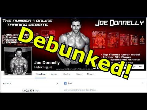 Bodybuilder Joe Donnelly debunked? Sugar is sugar!?