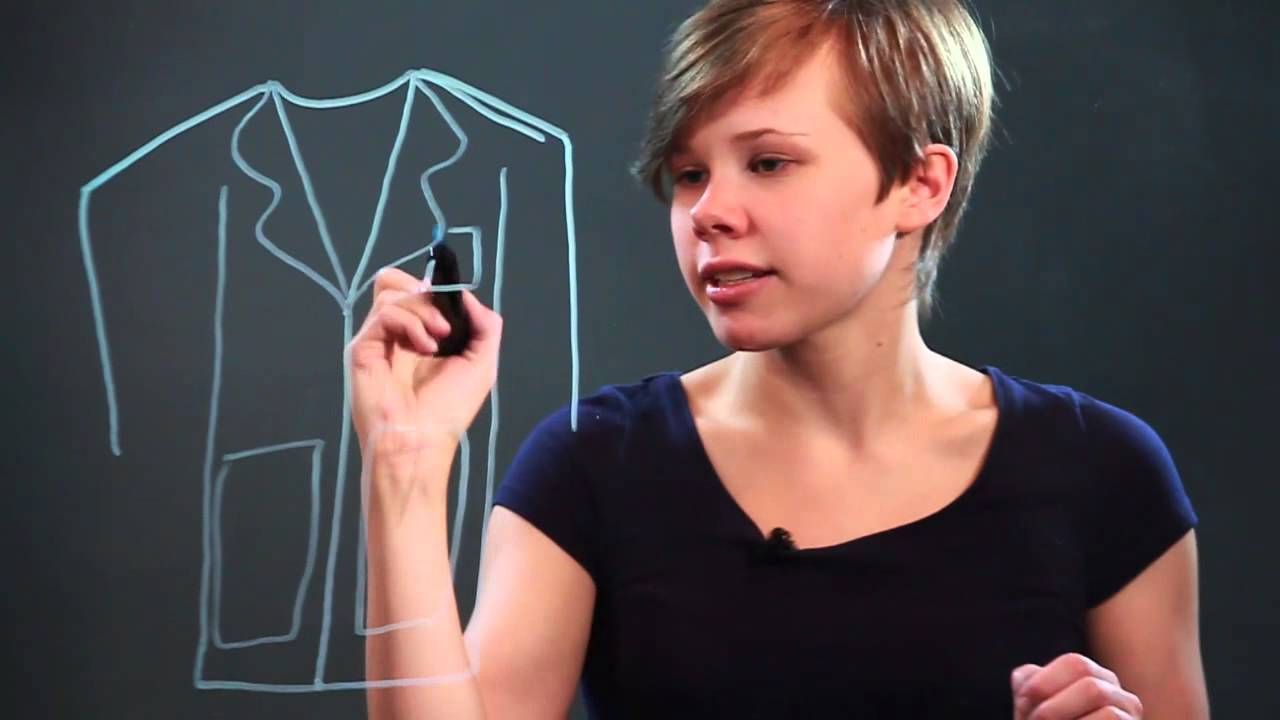 How to draw a lab coat youtube how to draw a lab coat jeuxipadfo Gallery