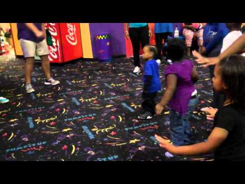 Ice Cream and Cake Dance at Pump it Up