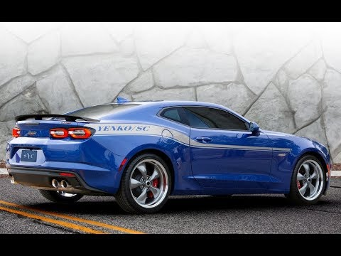 The 1000HP 2019 Yenko/SC Camaro Is Now on Sale - YouTube