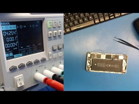 iPhone 6S Plus Diagnoza - Serwisowy live