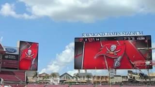 New Raymond James HD Stadium Boards