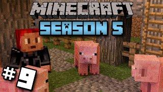 #9 Minecraft | WondermentMC Season 5 - Roller Coaster