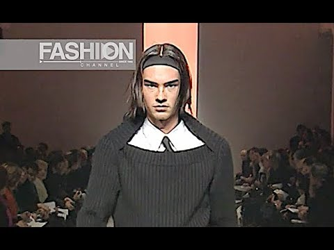 JEAN PAUL GAULTIER Fall 2000/2001 Menswear – Fashion Channel