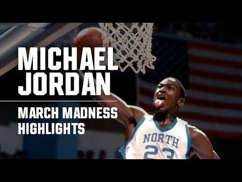 Michael Jordan: NCAA tournament highlights, top plays