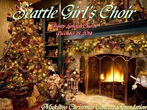 Seattle Girl's Choir 2014 Christmas Concert