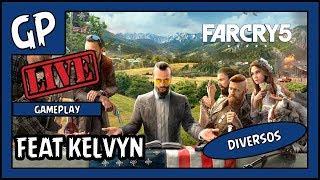 Gameplay: Far Cry 5 PC Feat. Kelvyn