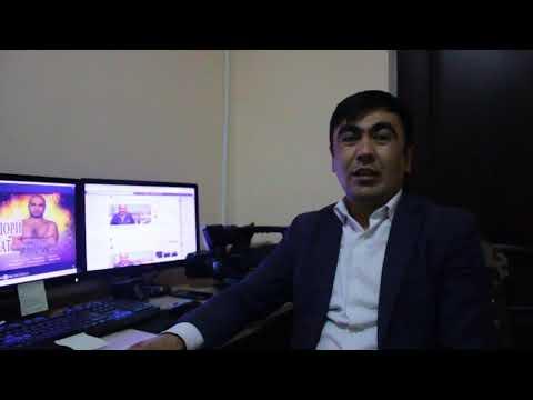 Habib Nurmagamedov  VS  Jovidon Kadirov